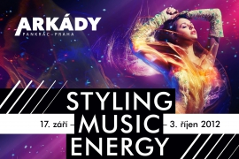 Styling, music, energy